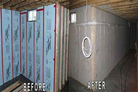 Basement : Insulating A Basement Insulate Basement Ceiling