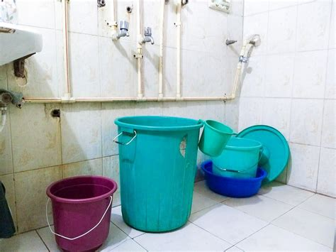bucket for bathroom how do you take a bucket bath in india hippie in heels
