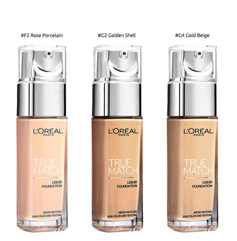 L Oreal True Match Bb l oreal true match liquid foundation 9 shades to choose