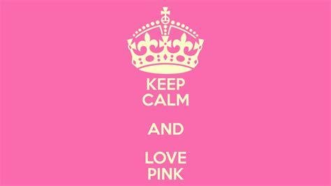 Keep Calm Pink keep calm and pink poster arina keep calm o matic