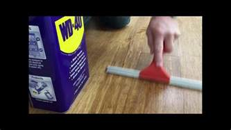 How To Get Squeaks Out Of Floors by Fix Your Squeaky Floors With Wd 40