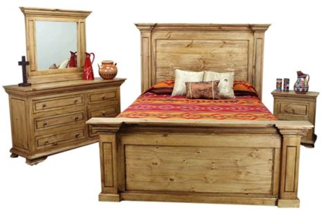 Rustic Bedroom Furniture Sets by Rustic Bedroom Furniture Mexican Rustic Furniture And