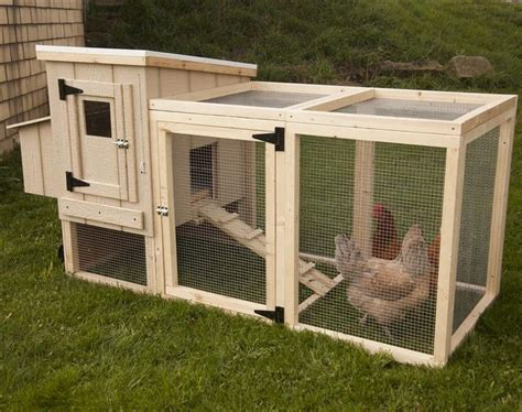 portable backyard chicken coop gardening pinterest