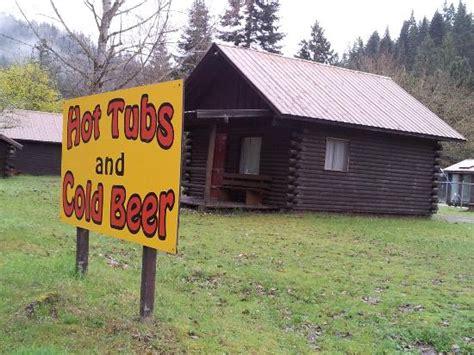 Three Rivers Cabins by Three Rivers Resort Idaho Kooskia Cground Reviews