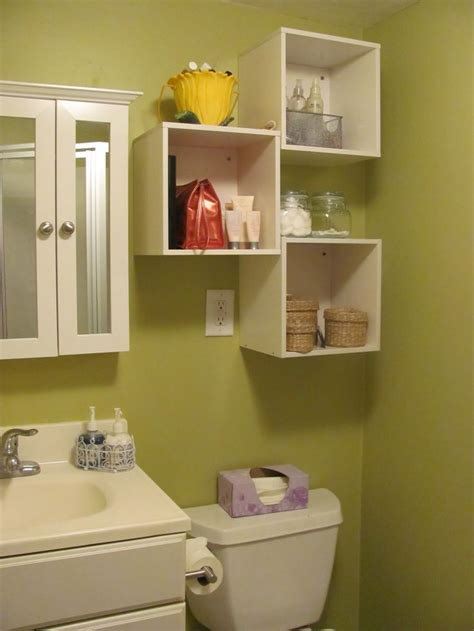 bathroom shelf idea ikea forhoja storage wall cubes for the house metal rack metals and college