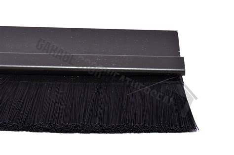Brush Door Sweeps For Exterior Doors Brush Commercial Door Sweep Kit