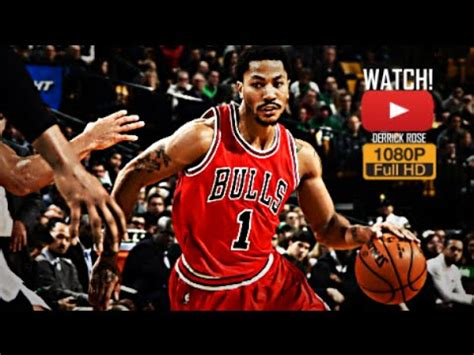 biography about derrick rose derrick rose 2014 emotional mix bring me to life ᴴᴰ