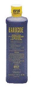printable barbicide label king research barbicide clippercide brush delite