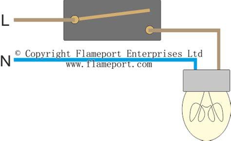 1 way lighting circuit wiring diagram 2 way light switch
