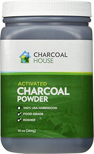 Detox 1600 Usp by Hardwood Activated Charcoal Powder Food Grade 10 Oz