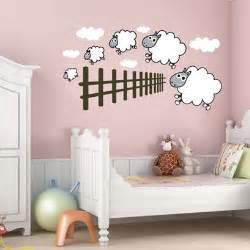 counting sheep wall art from next wall stickers cheap personalised wall art stickers w wall decal
