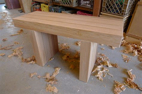 cedar shower bench miles jaffe furniture