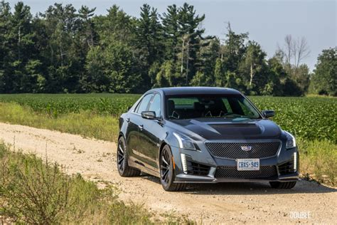 2017 Cadillac Cts Horsepower by 2017 Cadillac Cts V Review Doubleclutch Ca