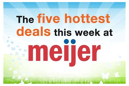 meijer coupon blogger