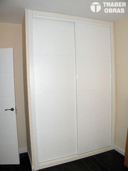 frente de armario empotrado foto frente armario empotrado puertas correderas por