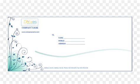 envelope design template word aikenexplorercom