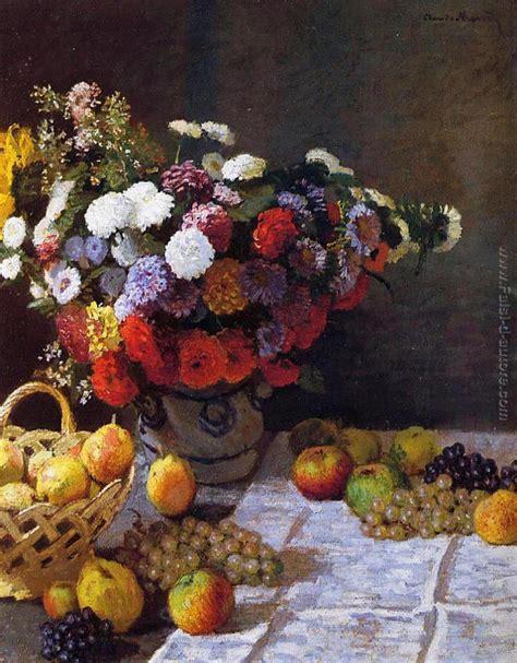 fiori e frutta fiori e frutta di claude monet in vendita