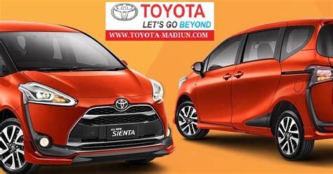 Toyota Sienta Promo promo toyota sienta madiun toyota madiun harga otr dan