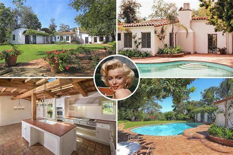 marilyn monroe s house marilyn monroe s los angeles house sells for 7 25 million