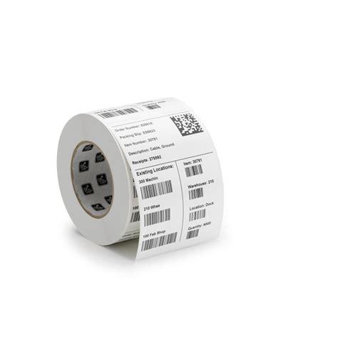 Barcode Labels Rfid Tags Zebra Zebra 4x6 Label Template Word