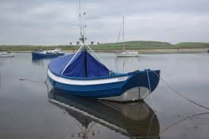 Kaos National Geographic Traditional Boat a coble at amble c stephen mckay geograph britain and ireland