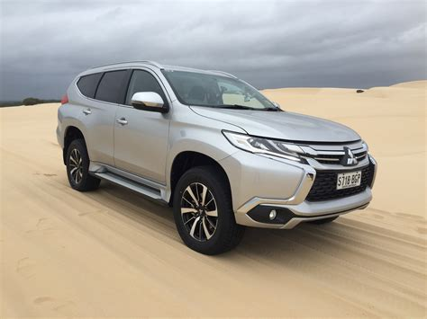 mitsubishi sports car 2016 mitsubishi pajero sport review caradvice