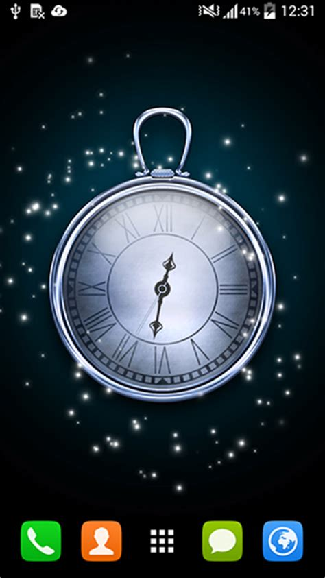 clock hd  wallpaper  android clock hd