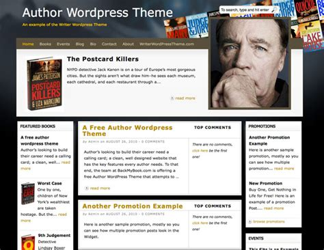 45 new wordpress themes october 2010 webdesigner depot