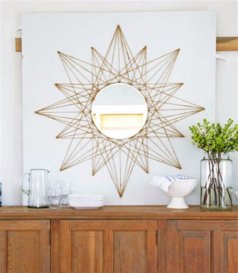 String Wall Patterns - 40 insanely creative string projects diy string