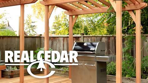 How to build : BBQ COVER   RealCedar.com   YouTube