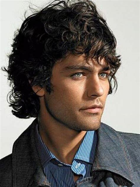 shag hairstyle for black men shaggy hairstyles for men