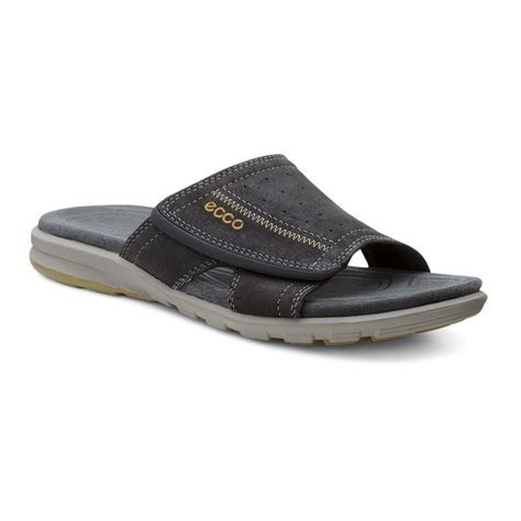 ecco sandals mens ecco cruise comfortable s mule sandals in stock 75