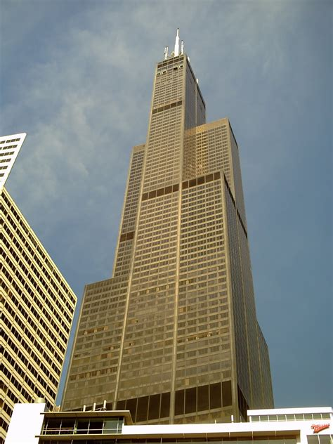 How Many Floors In The Sears Tower by Simon Marc S Usa Road Trip 2010 The Sears Tower All