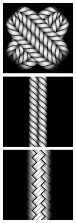 zbrush rope tutorial custom zbrush rope brush samurai pinterest zbrush