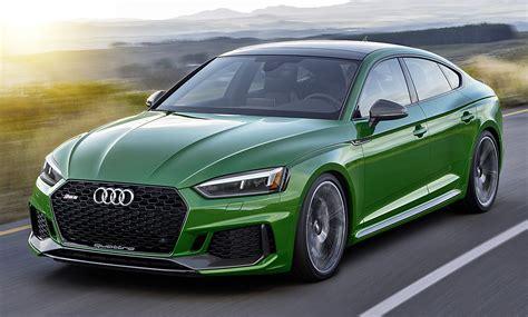 Audi S52019 by Audi Rs 5 Sportback 2018 Motor Ausstattung