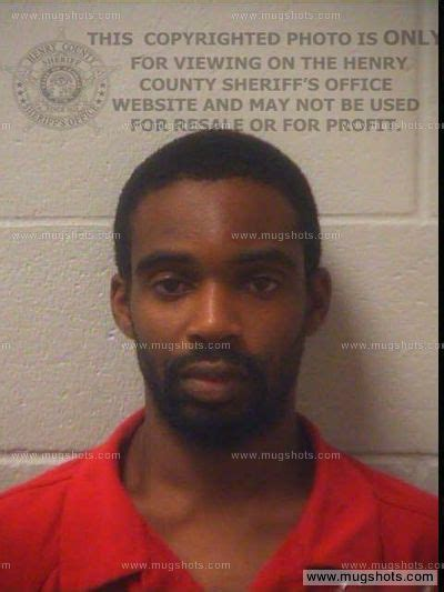 Henry County Ga Arrest Records Emanuel Xavier Smith Mugshot Emanuel Xavier Smith Arrest