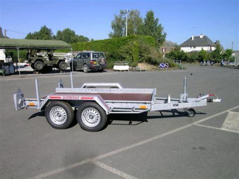 remorque porte voiture essieux occasion remorque 2 essieux occasion voiture