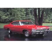 1968 Chevrolet Impala  Greatest Collectibles