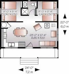 Floor Plans For Small Houses With 2 Bedrooms by 20x24 Floor Plan W 2 Bedrooms Floor Plans Pinterest