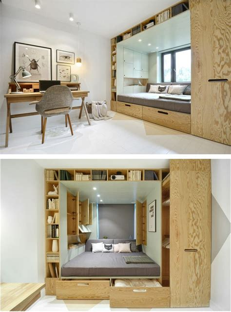 built in storage for bedrooms 25 best ideas about built in bed on pinterest extra bedroom bed with storage under