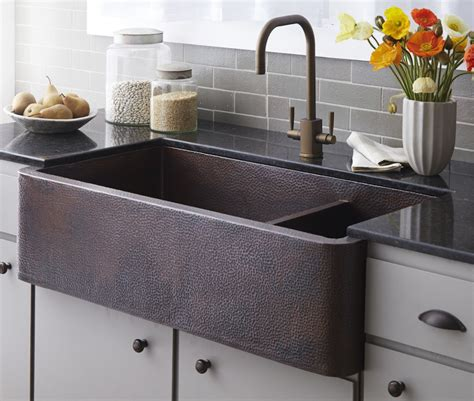copper kitchen sink reviews copper kitchen sinks as your
