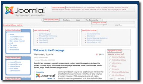 template joomla protostar download image gallery joomla protostar template layout