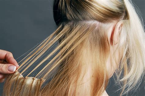 Klix Extensions Short Hair | method klix hair extensions