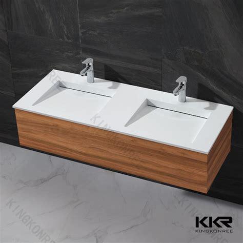 Bathroom Vanity Ensembles by Blanc Pierre Salle De Bain Double Vasque 233 Vier