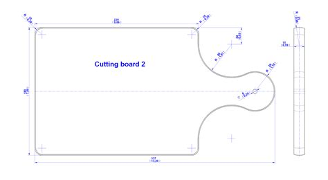 cutting boards plans  plans diy   rolling