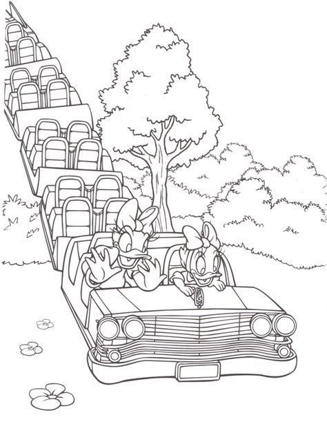walt disney world coloring pages az coloring pages