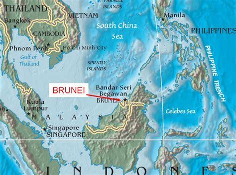 brunei map brunei darussalam welcomes the world negara brunei darussalam