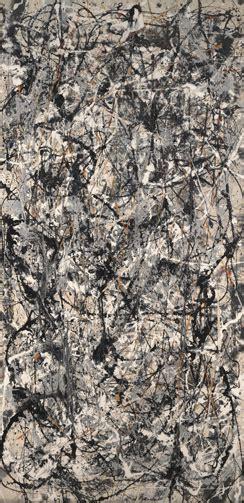 pollock basic art 2 0 jackson pollock s black period cbs news