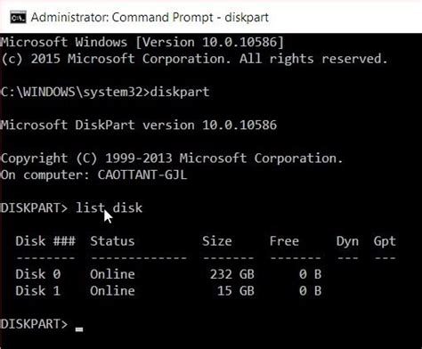 install windows 10 using usb how to install windows 10 via a usb drive enhansoft