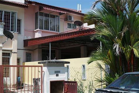 renovation rumah   dua   sikit rezeki
